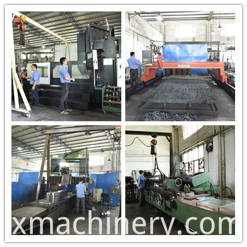 stretch film making machine workshop