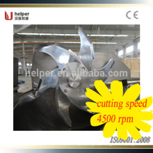 helper machinery stuffing chopper and mixer bowl cutter Chopper