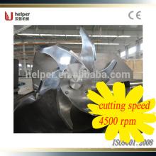 Máquina auxiliar cortador de enchimento e misturador cortador de tigelas Chopper