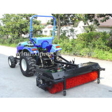 RSS120/160 PTO Road sweeper (pp&steel brushes)