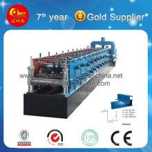 Máquina formadora de rolos de perfil de aço tipo Z
