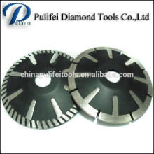 Segment Contour Diamond Blade for Granite Marble Stone Curved Cutting