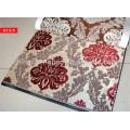 Custom made european style jacquard curtain fabric in china