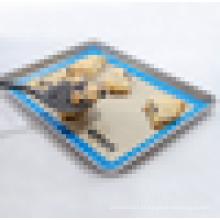 Produtos de qualidade resistente ao calor não stick silicone assar tapete