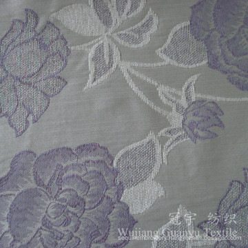 Jacquard Chenille 100% Polyester Yarn Dyed Fabric for Sofa