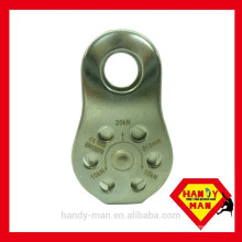 HM H0703SS Stainless Steel Certification CE 1019 EN12278 Metal Micro Industrial safety Fixed Side Pulley