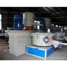 High Speed Shr 100l High Speed Cooling And Heating Plastic Mixing Machine