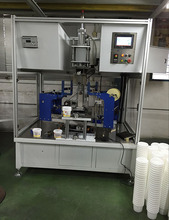 Kova etiket ısı Transfer Baskı makinesi kavanoz