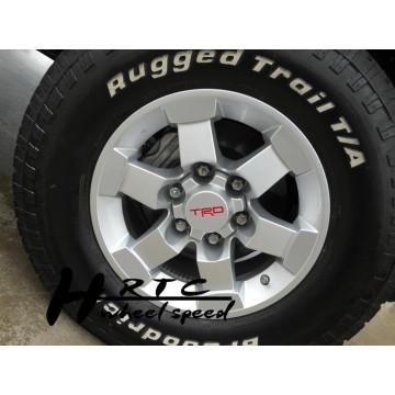New!2014 new design SUV wheel for Toyota