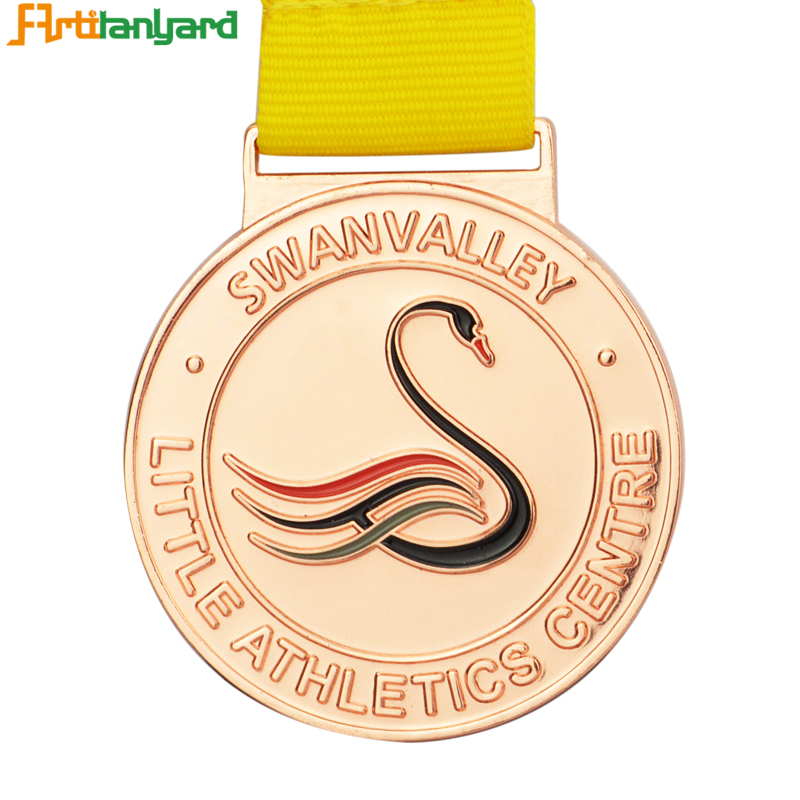 Custom Printed Award Medals