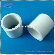Anillo Raschig de cerámica blanca con compacidad y suavidad