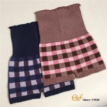 Lattice Pattern Shorts Kintted Inner Wear For Winter