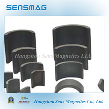 Customized Bonded NdFeB Arc Magnet for Motor, Generator