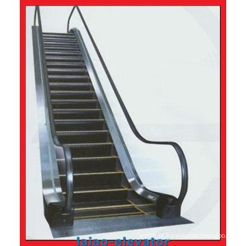 Elevador Escada rolante comercial com gravador de aço inoxidável gravado