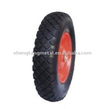 ПУ резиновые колеса PR1601