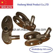 Aço inoxidável precisão de investimento de carcaça Auto peças com usinagem
