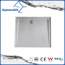 Sanitary Ware SMC 4 Side Lips Shower Tray Fiberglass Shower Base (ASMC9090-3)