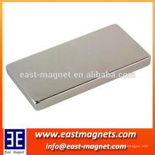 Personalizado N35-N40-N52 Neodimio pequeño imán de rectángulo para la venta con alta calidad