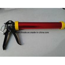 Pistola para calafateo con mango