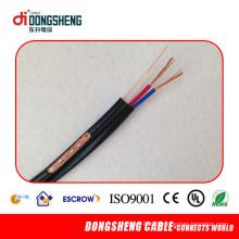 Коаксиальный кабель Rg59 с силовым кабелем Rg59 + 2c