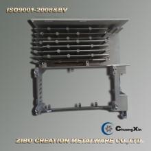 Servo Motor Anwendung, Aluminiumguss Ersatzteile