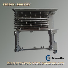 Применение серводвигателя, литые алюминиевые запасные части