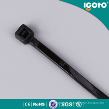Nylon Kabelbinder werden verwendet, um Drähte zu binden