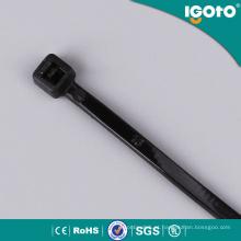 Laço de cabo de nylon ser usado para amarrar fios
