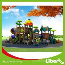 LLDPE Material Art Plastik im Freien Spiel-Ausrüstung, Kinder im Freien Spielsets