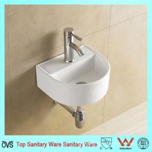 Cuarto de baño Vanity Ceramic Wash Art Basin
