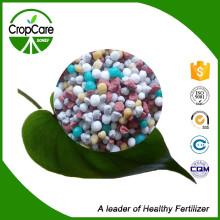 Fertilizante granulado granulado em massa Bb Fertilizante NPK