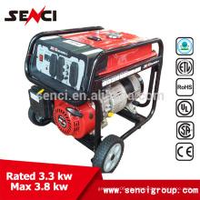 Generador de unidad generadora