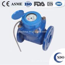 XDO-PDRRWM-50-300 heißer Verkauf großer Durchmesser photoelektrische Fernablesung Flansch Wasser m
