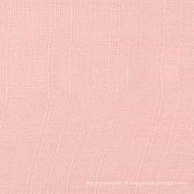Nilón de algodón Brillante de lino de bambú conjunta como tela