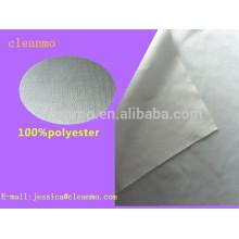 100% полиэстер двойной вязки, чистой комнаты счищатель чистки нетканых стеклоочистителей для протирания стекла