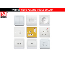 Plastic Socket and Switch Mould