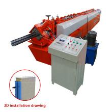 Professional manufacturer steel frames Machines door frame roll forming machine