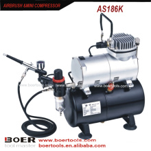 Airbrush Kompressor Kit mit 3L Tank