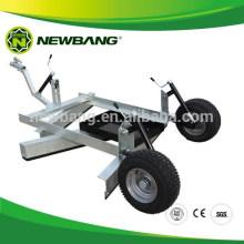 Remorque Scraper au sol ATV