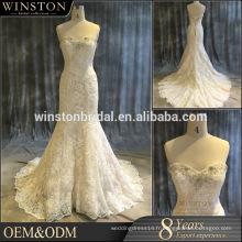 Meilleure vente robe de mariée ange romantique