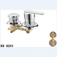 Shower Room Two-body three-block shower Hot-clod water mixer