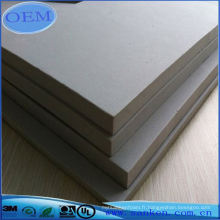 Feuille de polycarbonate PC / PET / PE Feuille de plastique