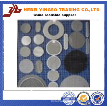 Widely Used Stainless Steel Filter Screen Disc Elements Mesh