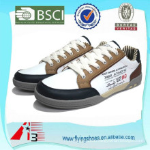 china shoes factory direct for men shoes, casual low cutter