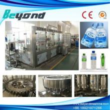 Машина для розлива минеральной воды Pure Water для пластиковой бутылки 250-2000мл