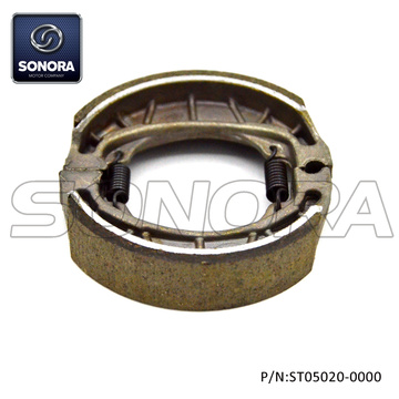 GY6-50 139QMA Brake Shoes (P / N: ST05020-0000) Alta qualità