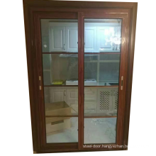 Soundproof modern house door design tempered glass glass door thai