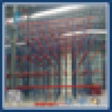 Высокий привод оборудования в стойку / привод через стойку