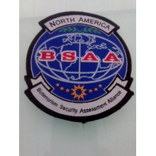 Nordamerika Stickerei Abzeichen Custom Army Patch (GZHY-PATCH-002)