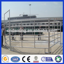 anping direct factory galvanized iron portable horse stable panels/horse fence